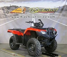 2016 Honda FourTrax Rancher for sale 200566072